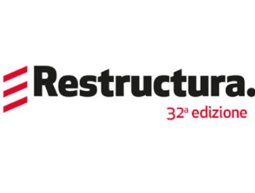 restructura 32 edizione