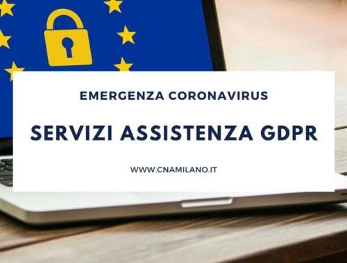 Servizi assistenza GDPR