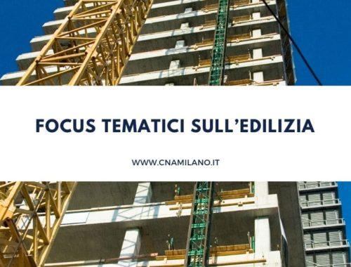 focus edilizia